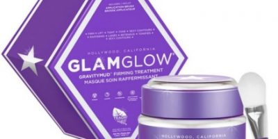 How to overcome gravity GlamGlow Gravitymud Firming Treatment