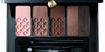 The novelty from Guerlain Le Palette 5 Couleurs