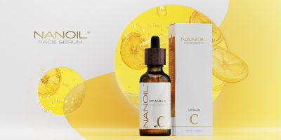 Nanoil top-rated vitamin c face serum